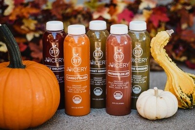 Fall Juice Cleanse