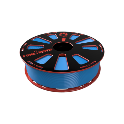 1kg 1.75mm ABS filament - Blue