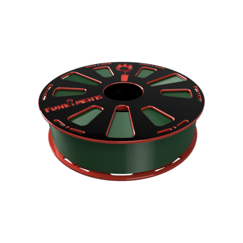 1kg 1.75mm ABS filament - Dark Green