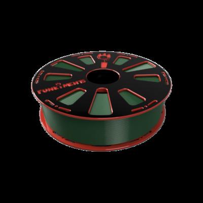 1kg 1.75mm ABS filament - Dark Green