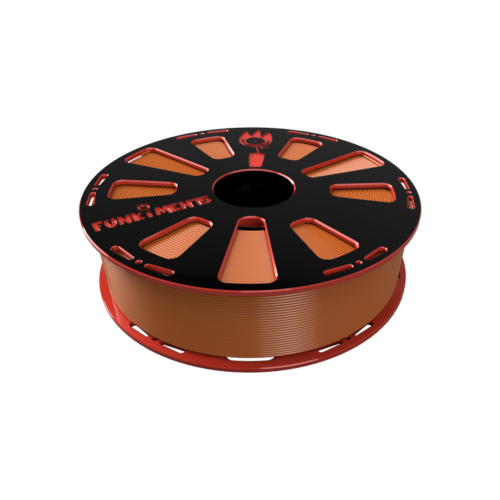 1kg 1.75mm ABS filament - Burnt Orange