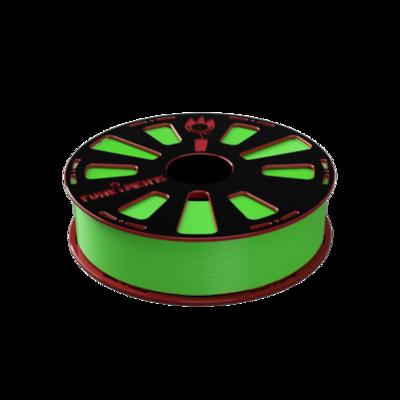 1kg 1.75mm ABS filament - Neon Green