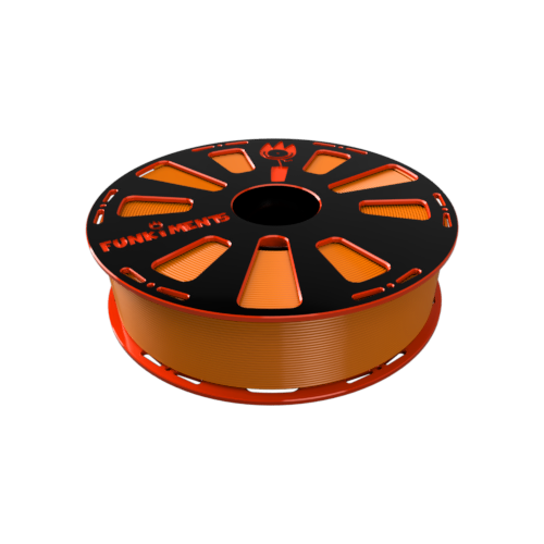 1kg 1.75mm ABS filament - Burnt Orange