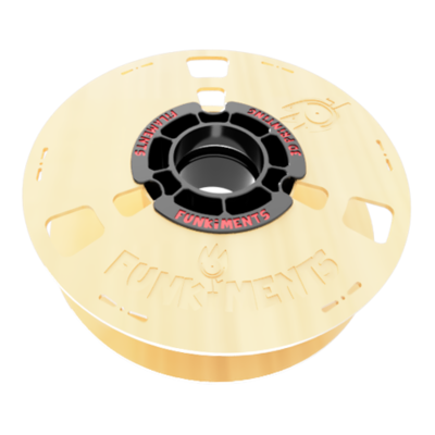 Spool side .DXF for laser cutting