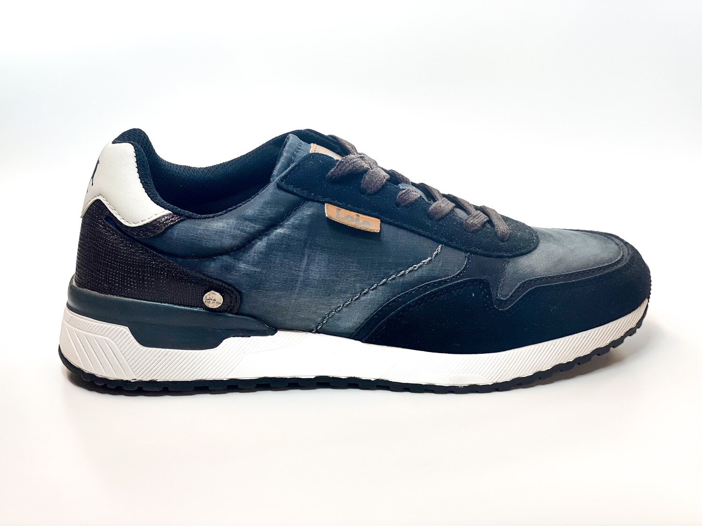 Sneakers Noirs et Bruns