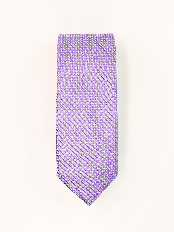 Cravate Violet 2 tons