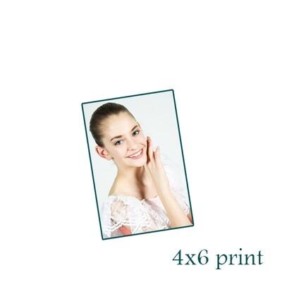 Production Portraits - 4x6 Print