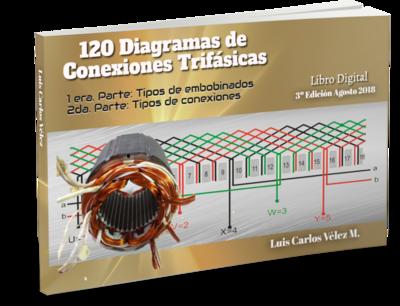 120 DIAGRAMAS CONEXIONES TRIFÁSICAS