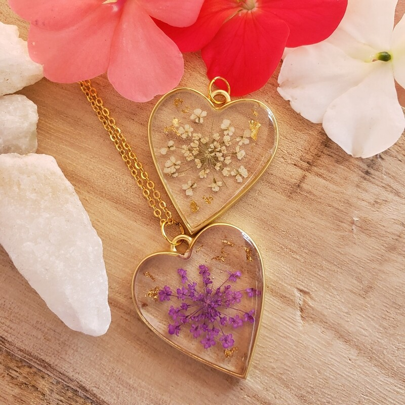 Overflowing Love Necklace