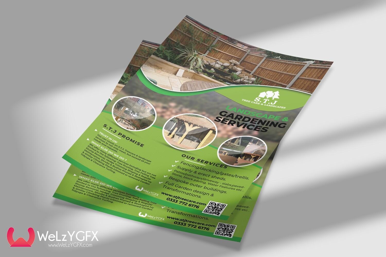 Flyer Design & Printing