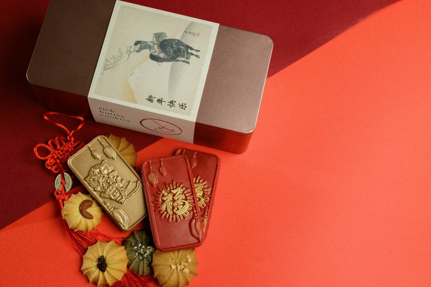 Fortune Cookie Set