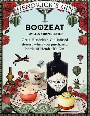 Hendrick's Special (Alcohol)