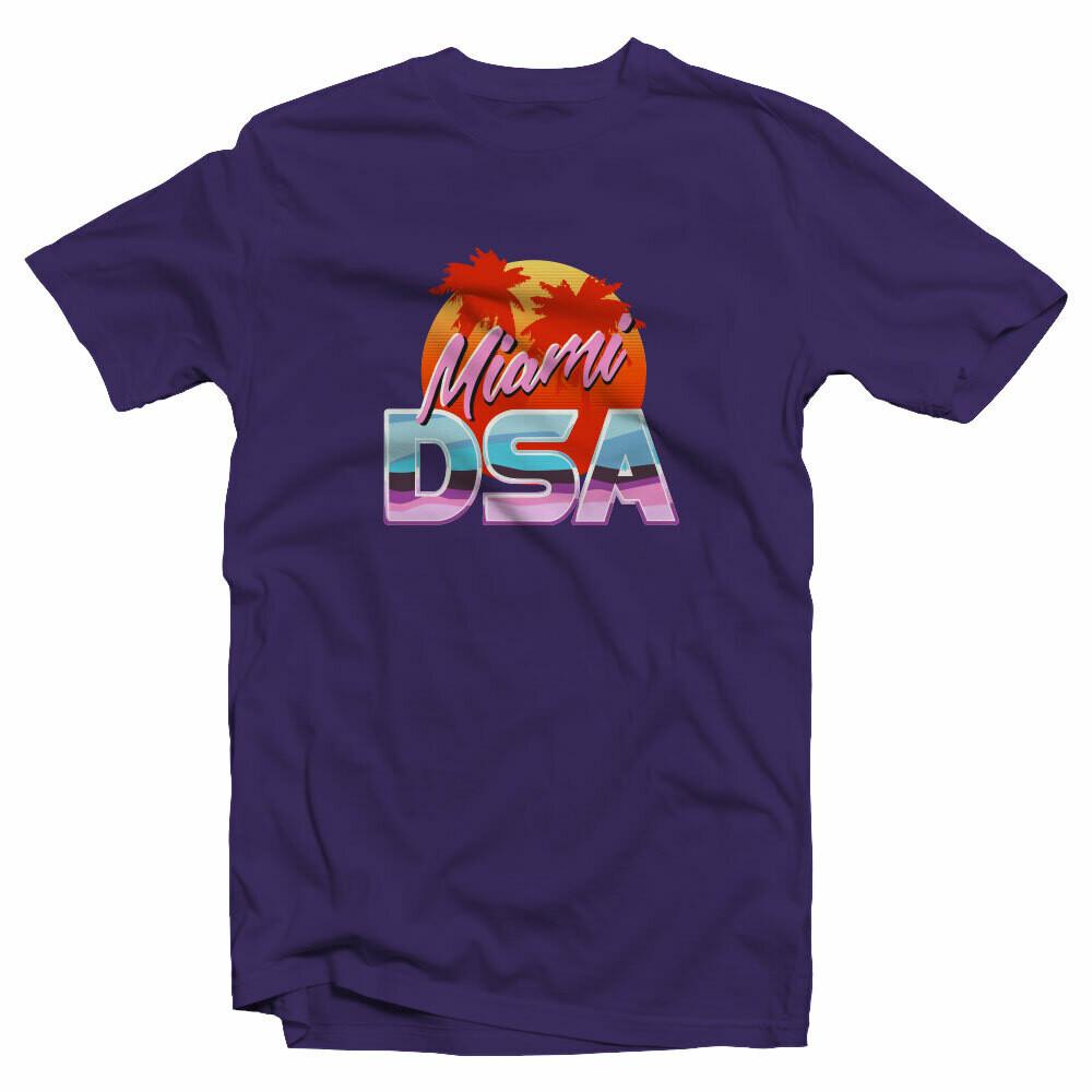 Purple Vice Logo T-Shirt