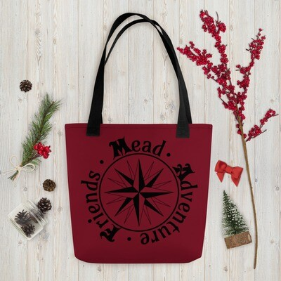 S&F Adventure Tote bag - Red