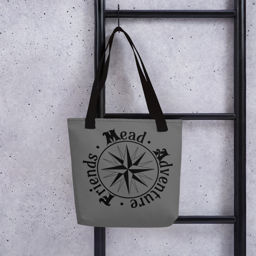 S&F Adventure Tote bag - Grey