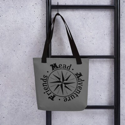 S&F Adventure Tote bag - Grey