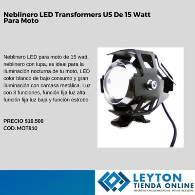 NEBLINERO LED TRANSFORMERS