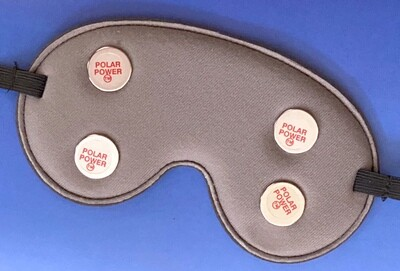 Eye & Sinus Soother Mask with Additional Magnets