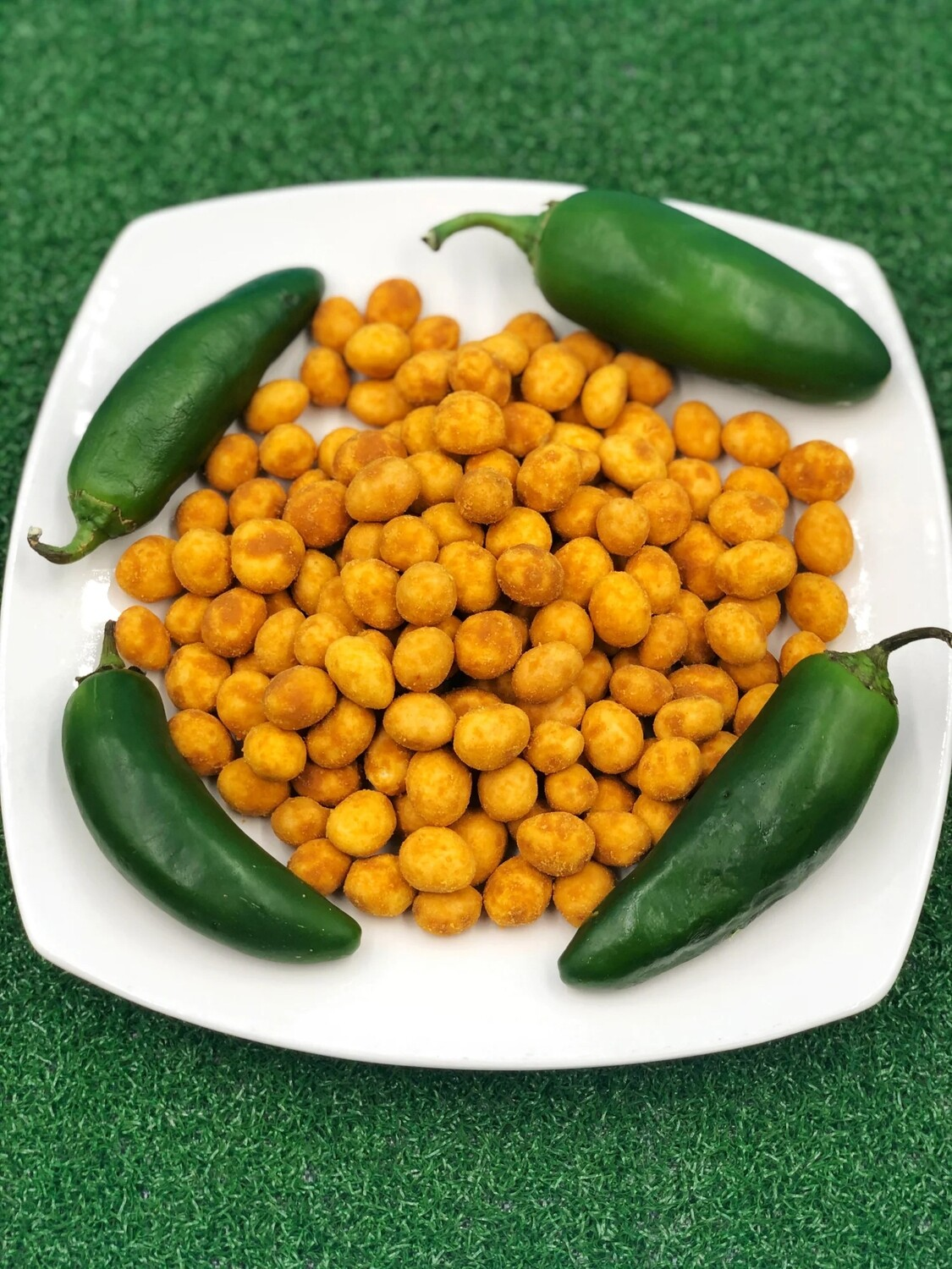 Jalapeño Cheese Peanuts ( NEW ITEM)