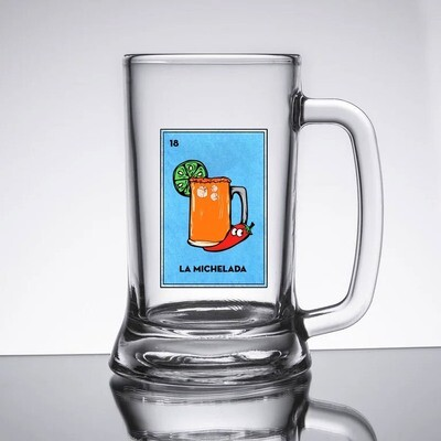 La Michelada Mug