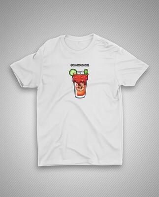 Michelada White Shirt (Mee-chill-ah-dah)