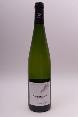 Vin blanc demi-sec d'Alsace - Gewurztraminer 2018