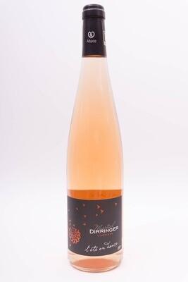 Pinot noir rose 2018 - Vin rose d'Alsace