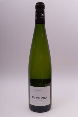 Pinot blanc d'Alsace 2018 - vin blanc sec ideal pour apero