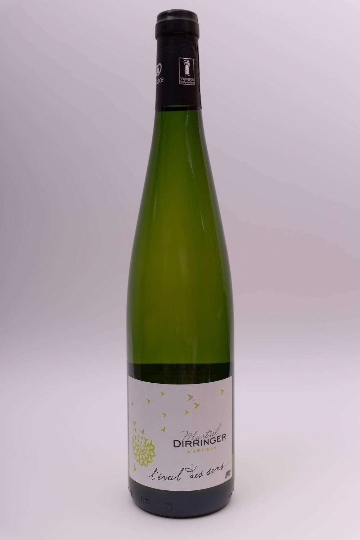 Vin blanc sec d'Alsace - Muscat 2019