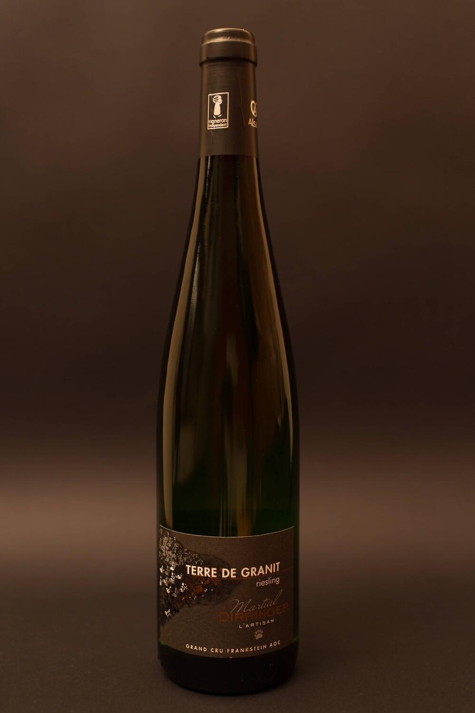 Vin blanc d'Alsace Riesling 2016, Grand Cru Frankstein