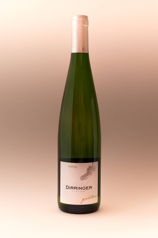 Vin blanc sec d'Alsace AOC Riesling Vieilles Vignes 2016