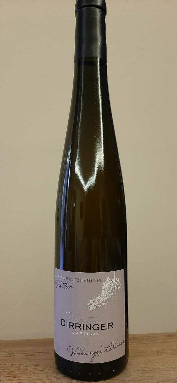 Gewurztraminer  Vendanges Tardives 2015 vin blanc moelleux d'Alsace