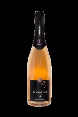 Crémant d'Alsace brut rosé [vin effervescent]