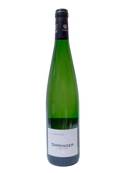 Pinot blanc 2017, vin blanc sec d'Alsace ideal pour cuisiner