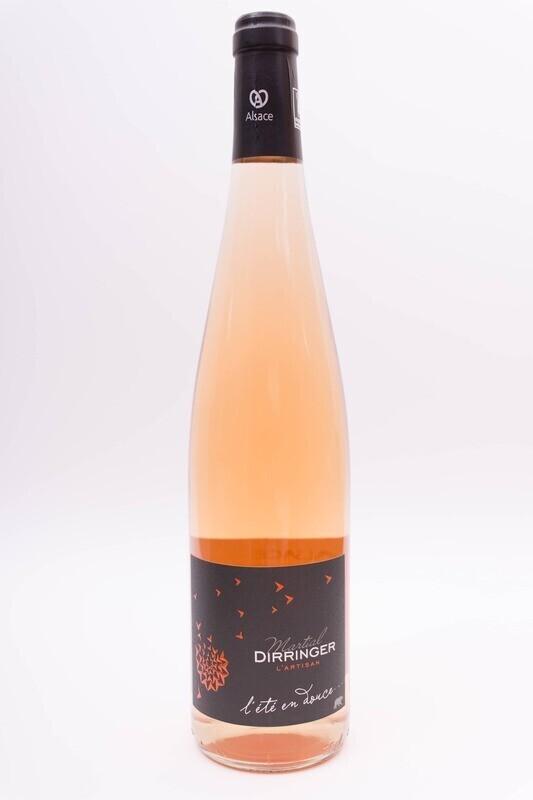 Alsace Pinot noir rose 2018