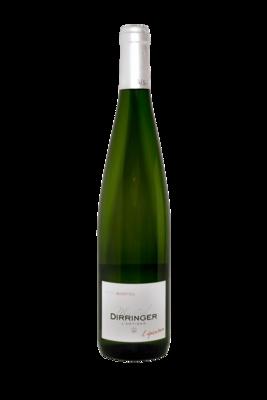 Pinot Auxerrois 2017, vin blanc sec et fruité d'Alsace