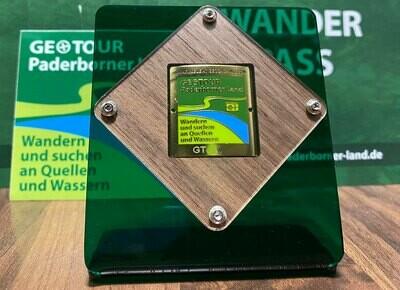Coin-Presenter Geotour Paderborner Land