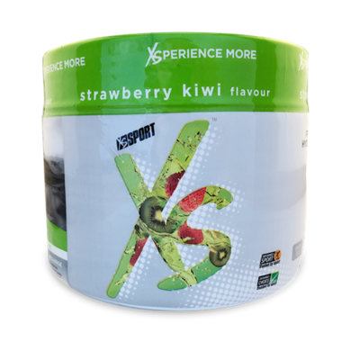 XS Pre-Workout Hydration Fuel - Strawberry Kiwi