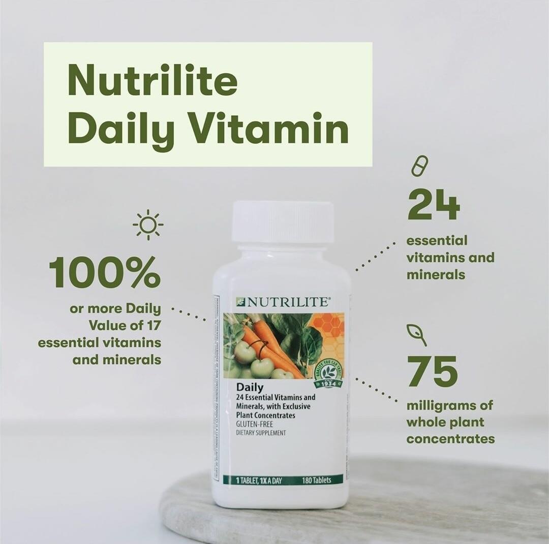 NUTRILITE Daily - 30 tablets