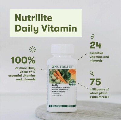 NUTRILITE Daily - 30 tablets
