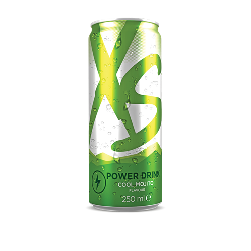 XS POWER DRINK – COOL MOJITO (12 x 250ml)