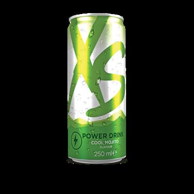 XS POWER DRINK – COOL MOJITO (12 x 250ml)