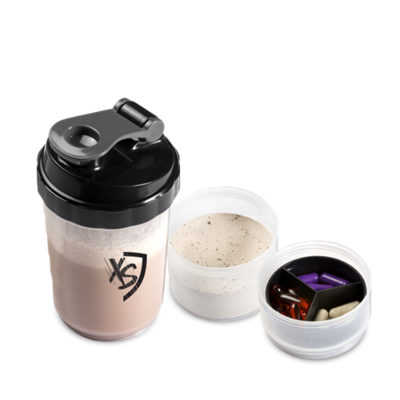 XS 3-in-1 Powerhouse Protein Shaker