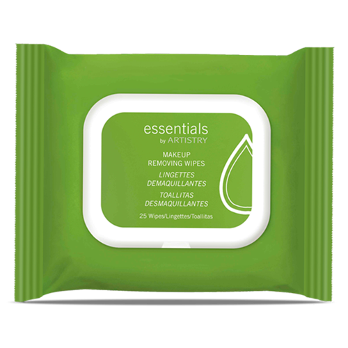 essentials by Artistry Makeup Removing Wipes