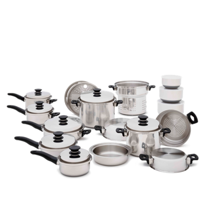 iCOOK Family Prestige Set (27 Piece)