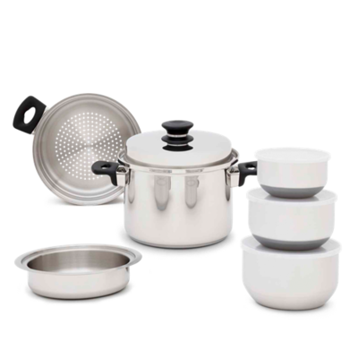 iCOOK  Basic Set (10 Piece)