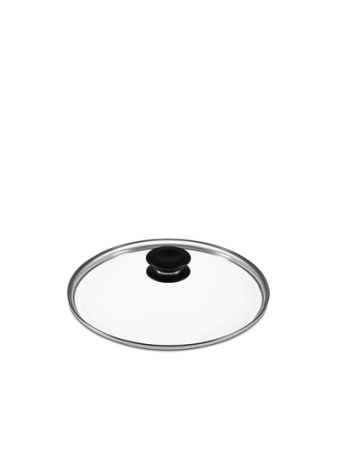 iCOOK Glass Lid with Knob Assembly 10 Inch Pan