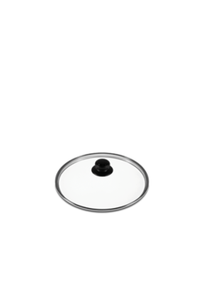 iCOOK Glass Lid with Knob Assembly 8 Inch Pan