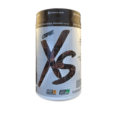 XS  Whey Protein Powder - Triple Chocolate Mousse