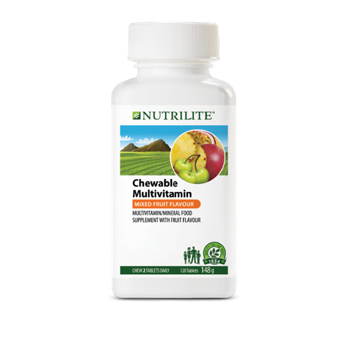 NUTRILITE Chewable Multivitamin - 120 tablets